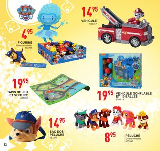Catalogue Trafic Noël 2017 page 13