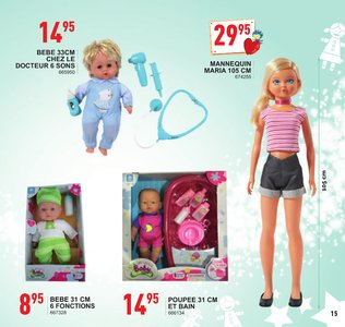 Catalogue Trafic Noël 2017 page 16