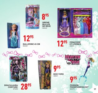 Catalogue Trafic Noël 2017 page 18