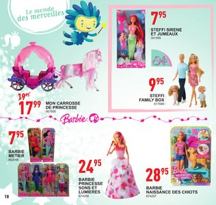 Catalogue Trafic Noël 2017 page 19