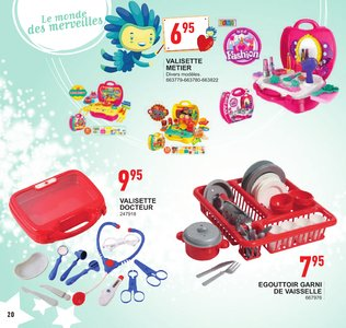 Catalogue Trafic Noël 2017 page 21