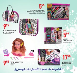 Catalogue Trafic Noël 2017 page 22