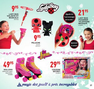 Catalogue Trafic Noël 2017 page 28