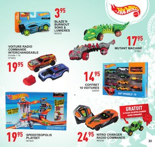Catalogue Trafic Noël 2017 page 34