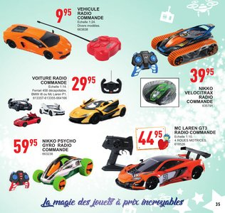 Catalogue Trafic Noël 2017 page 36