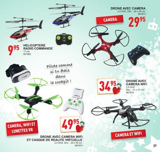 Catalogue Trafic Noël 2017 page 38