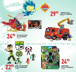 Catalogue Trafic Noël 2017 page 43