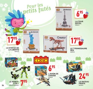 Catalogue Trafic Noël 2017 page 55