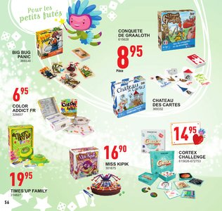 Catalogue Trafic Noël 2017 page 57