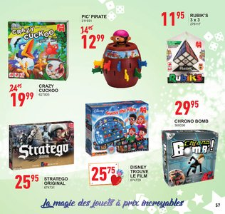 Catalogue Trafic Noël 2017 page 58