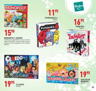 Catalogue Trafic Noël 2017 page 60