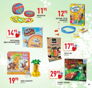 Catalogue Trafic Noël 2017 page 62