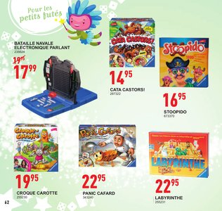 Catalogue Trafic Noël 2017 page 63