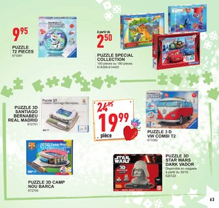 Catalogue Trafic Noël 2017 page 64