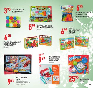 Catalogue Trafic Noël 2017 page 70
