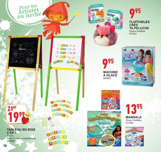 Catalogue Trafic Noël 2017 page 71