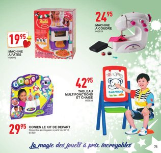Catalogue Trafic Noël 2017 page 72