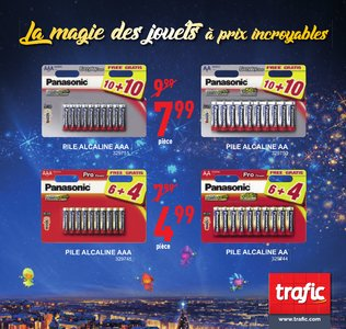 Catalogue Trafic Noël 2017 page 81
