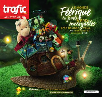 Catalogue Trafic Noël 2018