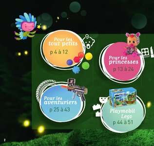 Catalogue Trafic Noël 2018 page 2