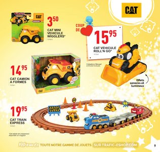 Catalogue Trafic Noël 2018 page 9