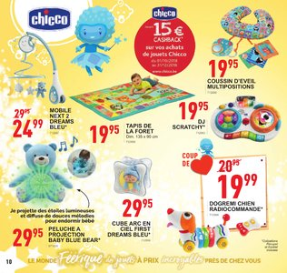 Catalogue Trafic Noël 2018 page 10