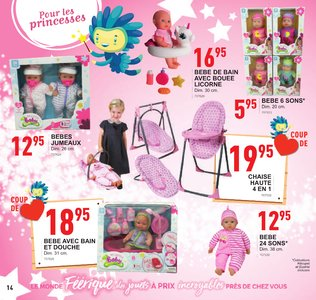 Catalogue Trafic Noël 2018 page 14