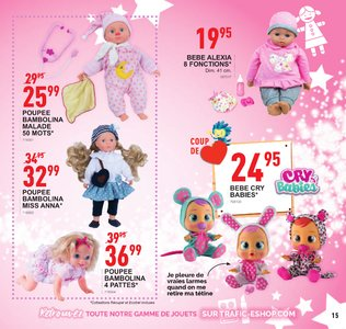 Catalogue Trafic Noël 2018 page 15