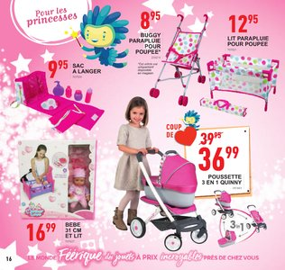 Catalogue Trafic Noël 2018 page 16