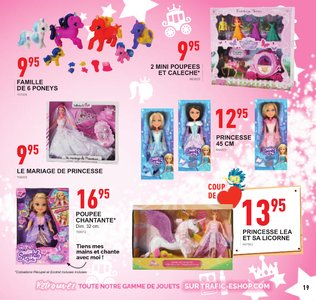 Catalogue Trafic Noël 2018 page 19