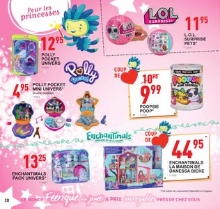 Catalogue Trafic Noël 2018 page 20
