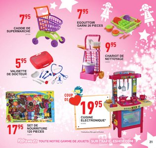 Catalogue Trafic Noël 2018 page 21