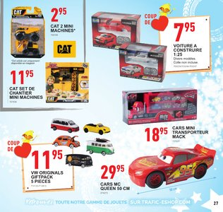 Catalogue Trafic Noël 2018 page 27