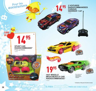 Catalogue Trafic Noël 2018 page 30