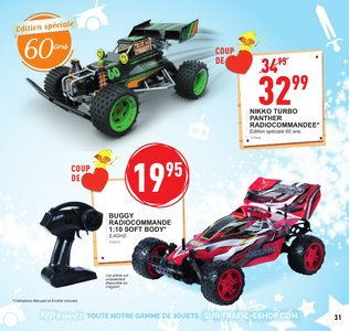 Catalogue Trafic Noël 2018 page 31