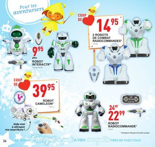 Catalogue Trafic Noël 2018 page 34