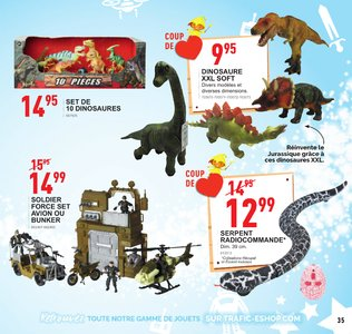 Catalogue Trafic Noël 2018 page 35