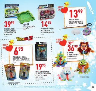 Catalogue Trafic Noël 2018 page 39