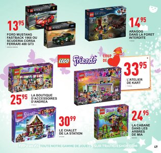 Catalogue Trafic Noël 2018 page 49