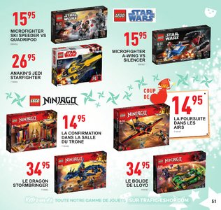 Catalogue Trafic Noël 2018 page 51