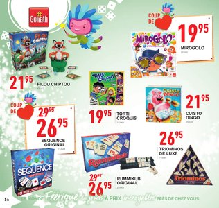 Catalogue Trafic Noël 2018 page 56
