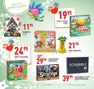 Catalogue Trafic Noël 2018 page 60