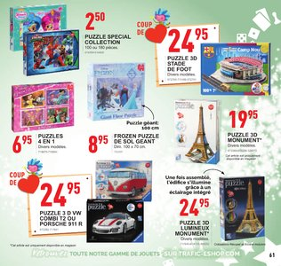 Catalogue Trafic Noël 2018 page 61