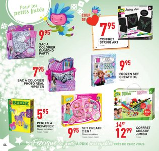 Catalogue Trafic Noël 2018 page 64