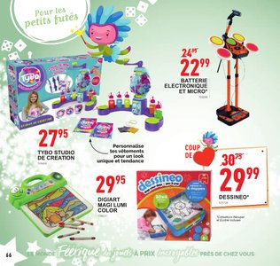 Catalogue Trafic Noël 2018 page 66