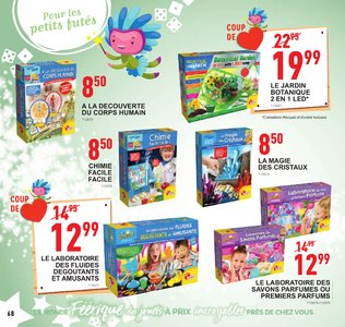 Catalogue Trafic Noël 2018 page 68
