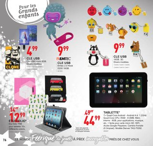 Catalogue Trafic Noël 2018 page 76