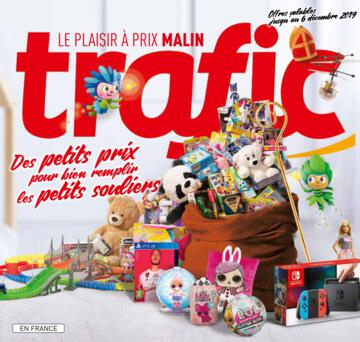 Catalogue Trafic Saint Nicolas 2019