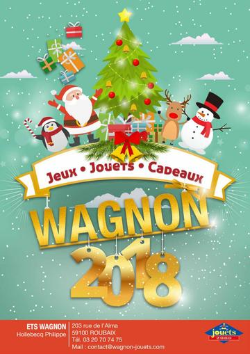 Catalogue Wagnon Noël 2018