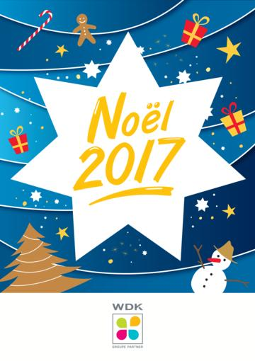 Catalogue WDK Group Partner France Noël 2017